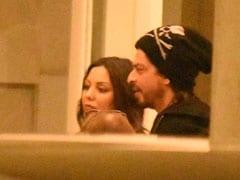Shah Rukh Khan, Gauri Khan and Others Celebrate Hiroo Johar's Birthday
