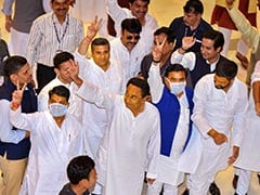"""Is This Democracy?"": Congress, BJP Spar In Top Court Over Madhya Pradesh"