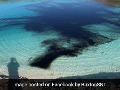 Why Police Dyed Water At This Popular Tourist Spot Black
