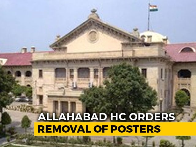 """Video : Remove """"Name And Shame"""" Posters Of Anti-CAA Protest Accused: Court To UP"""