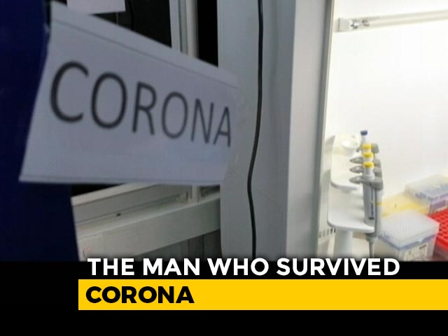 Video : Man Who Survived Coronavirus Shares his ordeal