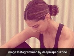 Deepika Padukone Shows Us How To Have A Balanced Quarantine At Home