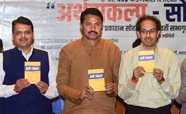 At Devendra Fadnavis's Book Event, Uddhav Thackeray Jabs BJP Over Notes Ban