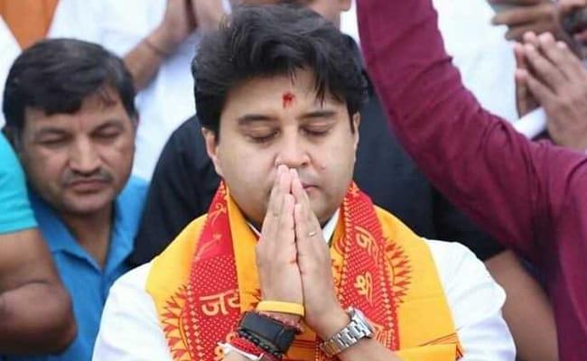'Came For Maharaj': 12 Madhya Pradesh Congress Rebels Against Joining BJP