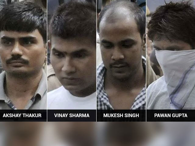 Video : Nirbhaya Convicts To Be Executed At 5:30 am, Top Court Rejects Petition