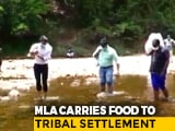 Video : Kerala MLA, Collector Trek With Supplies To Help Tribal Communities