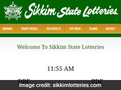 Sikkim Lottery Today Live: Dear Morning Results Released, Two More Draw Soon