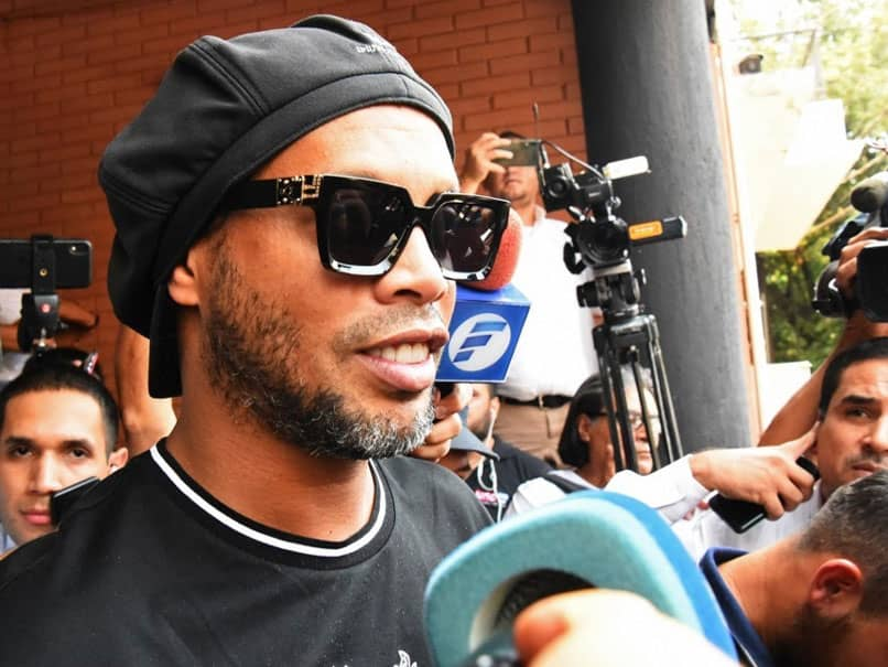 Ronaldinho, Brother Not To Face Prosecution For Fake Passports