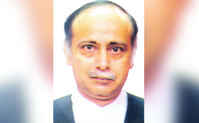 Justice Bhushan Dharmadhikari Appointed Chief Justice Of Bombay High Court
