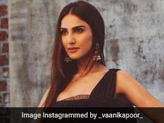 Vaani Kapoor Just Made Us Crush On Ruffled Sarees All Over Again