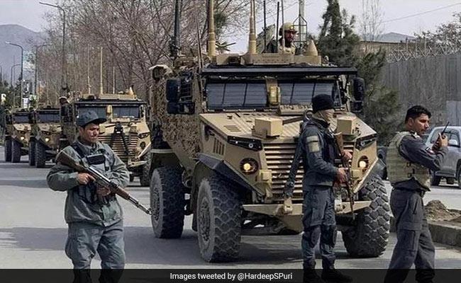 25 Dead In Terror Attack On Kabul Gurdwara; 'Diabolical', Says India