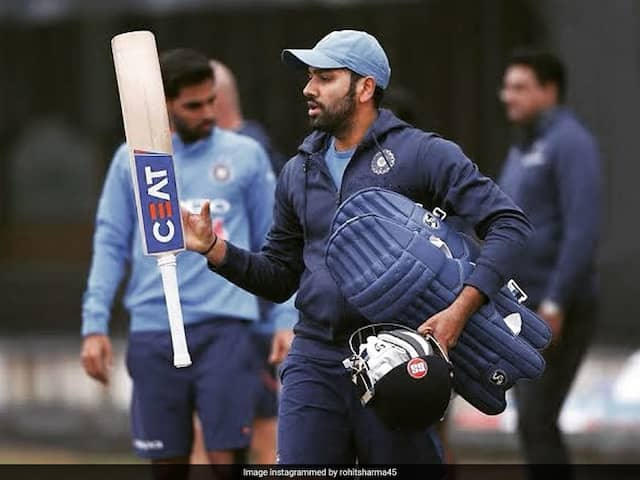"Rohit Sharma Asks Fans To Be ""Little Smart"" To Fight Coronavirus Pandemic"