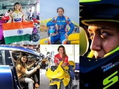 Women Making A Mark In Indian Motorsport