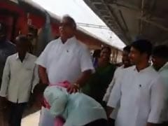 Watch: Telangana MLA Says He'll Self-Isolate, Takes Train, Attends Events