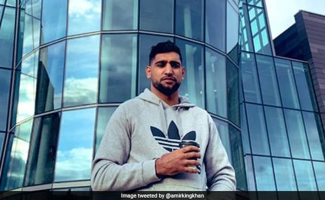 British boxer Amir Khan offers 60,000 sq ft retail outlet for COVID-19 patients