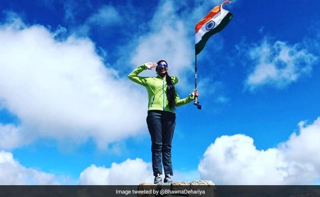 Indian Mountaineer Scales Australia's Highest Mountain Peak