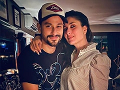 The Only Thing Repeating In This Pic Of Kareena Kapoor And Kunal Kemmu Is...