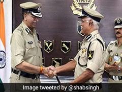 Ex-BSF Chief VK Johri Likely To Head Madhya Pradesh Police: Report