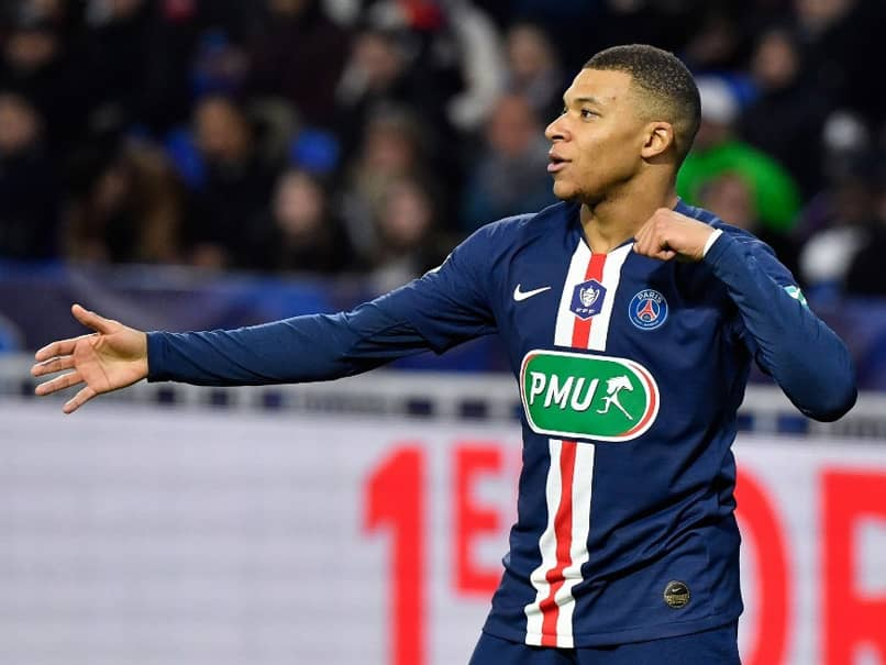 Kylian Mbappes Hat-Trick Helps PSG Cruise Into French Cup Final With 5-1 Win Over Lyon