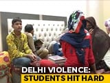 Video : No Books, Admit Cards, Say CBSE Students From Violence-Hit Areas In Delhi