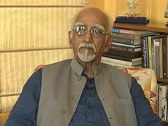"Concerted Effort By Some To Regard Muslims As ""Others"": Hamid Ansari"