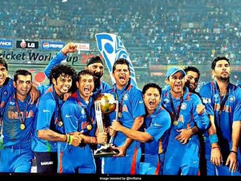 Suresh Raina, Yuvraj Singh Relive Moments From 2011 World Cup Victory