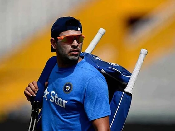 Coronavirus: Yuvraj Singh Contributes Rs 50 Lakh In Fight Against COVID-19 Pandemic