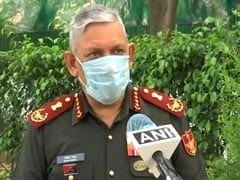 Have Military Option To Deal With China If Talks Fail: General Rawat