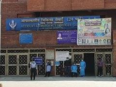 दिल्ली में कोरोना से मौतों के आंकड़ों में लेट रिपोर्टिंग पर सरकार ने अस्पतालों को दिए नोटिस