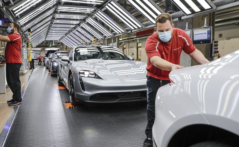 Porsche To Resume Production In Germany From May 4, 2020