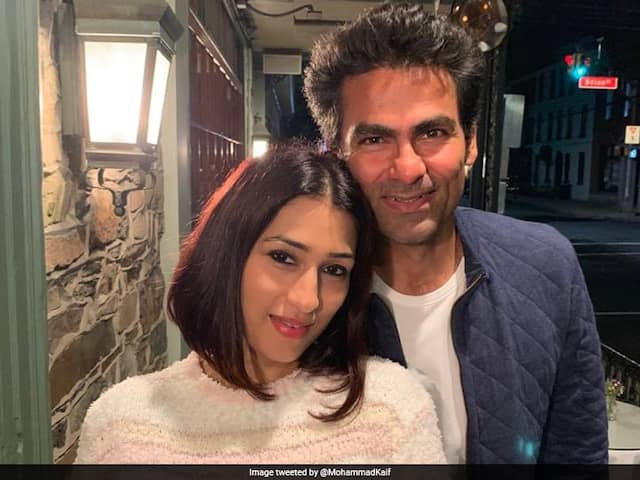 Mohammad Kaif Posts Witty Message For Wife As Her Birthday Falls Amid Lockdown