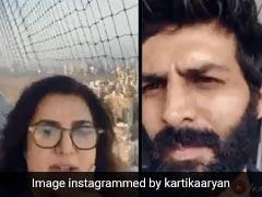 फराह खान से कार्तिक आर्यन ने अपनी दाढ़ी काटने पर मांगी सलाह, तो बोलीं- काट दे, किसी टकले का भला हो...देखें Video