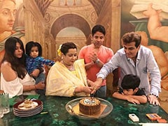 "Inside Jeetendra's ""Quiet But Special"" Birthday Celebrations With Grandsons Ravie And Laksshya"