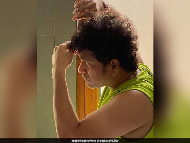 Sachin Tendulkar Posts Pictures Of His New Hairdo, Fans Pour In Love