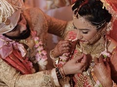 How Kamya Panjabi And Shalabh Dang Clocked 2 Months Of Marriage