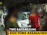 Video : 2 Doctors Of Delhi's Safdarjung Hospital, Out To Buy Groceries, Assaulted