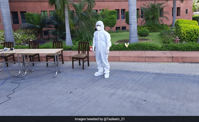 """Defence Research Body Develops """"Bio-Suit"""" For Medics Treating COVID-19"""
