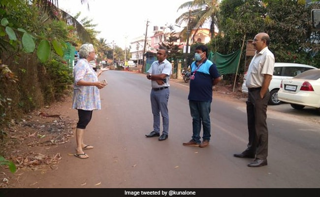 Government Reaches Out To Actor Nafisa Ali Who Is Stranded In Goa