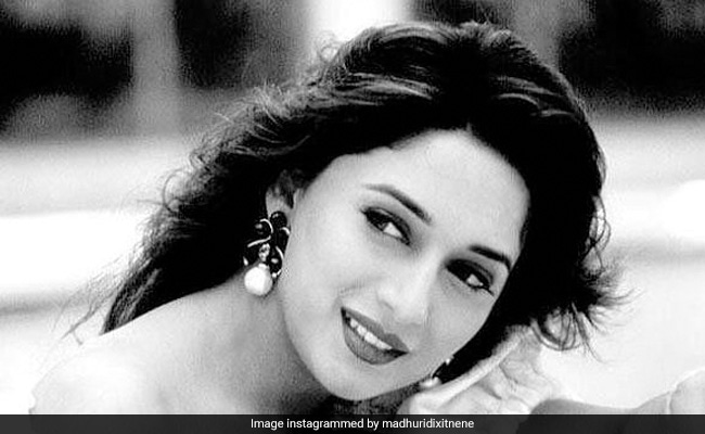 Madhuri Dixit's Throwback Picture Comes With A Lockdown Message