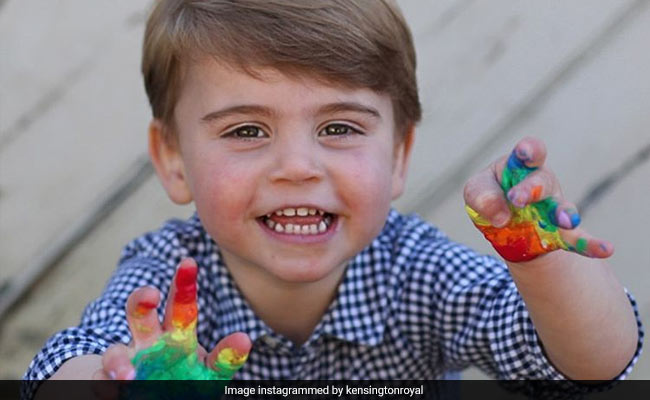 Instagram vs Reality: Behind The Scenes Of Prince Louis' Birthday Pics