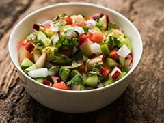 Indian Cooking Tips: How To Make Restaurant-Style Kachumbar Salad At Home