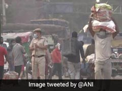Delhi's Azadpur <i>Mandi</i> Among Other Markets Closed In Support Of <i>Bharat Bandh</i>