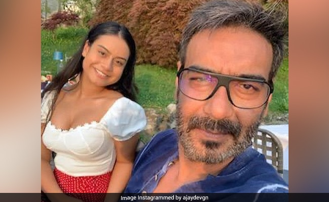 On Her Birthday, Nysa, Ajay Devgn And Kajol Are 'Staying Home, Staying Safe'. See Pic