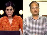 "Video : ""COVID-19 Cases Have Come Down Due To Lockdown: Delhi Minister Satyendar Jain"