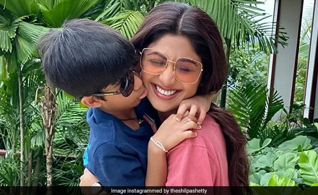 Shilpa Shetty's 'Barter Exchange' Video With Son Viaan Is Just Too Cute