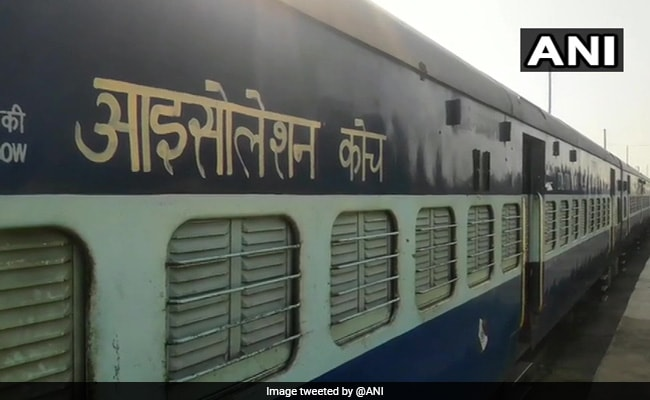 Uttar Pradesh Becomes 1st State To Use COVID-19 Isolation Coaches