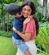 Shilpa's 'Barter Exchange' Video With Son Viaan Is Just Too Cute