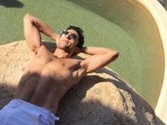 Rahul Khanna, In A Sunny State Of Mind, Shares Throwback Pic