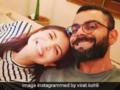 """Stay Home, Stay Safe"": Virat Kohli Shares New Picture With Anushka Sharma On Instagram"