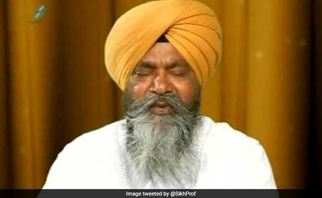 Nirmal Singh, Padma Shri Winner And Sikh Spiritual Singer, Dies Of COVID-19
